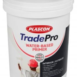 Plascon TradePro Water-Based Primer
