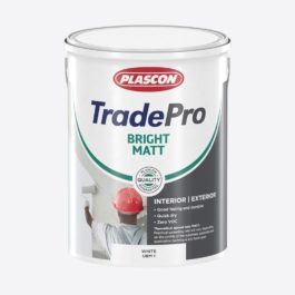 Plascon TradePro Bright Matt 20L